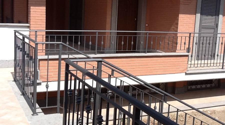 Ringhiere e balconi